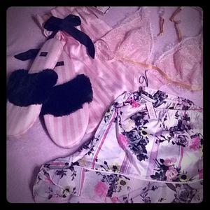 Victoria Secret Bundle (shorts sold )